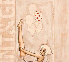 Freakshow Monroe by Hannah Wheeler