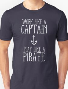 Play Like A Pirate Unisex T-Shirt