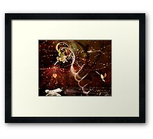 Dreams of Children Framed Print