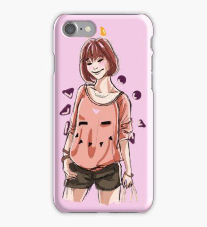 Korean Inspo iPhone Case/Skin