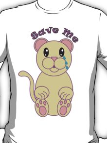 Save Me (Florida Panther) T-Shirt
