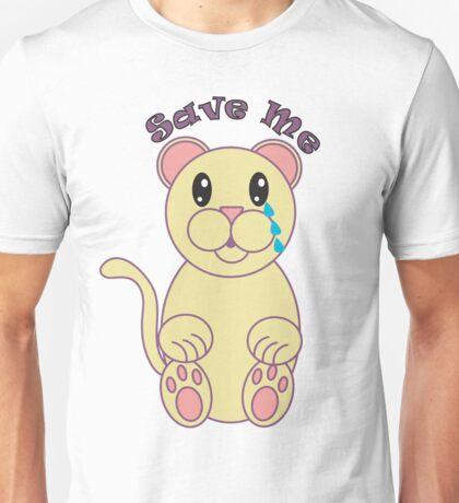 Save Me (Florida Panther) Unisex T-Shirt