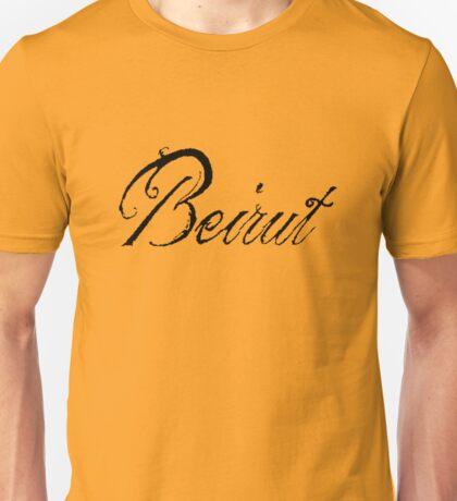 beirut tee Unisex T-Shirt