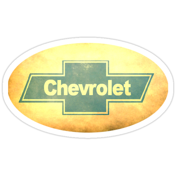 Chevy Vintage Logo by No17Apparel