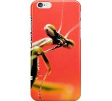 Manic Mantis iPhone Case/Skin