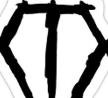 Skyrim Shadowmark - Fence Sticker
