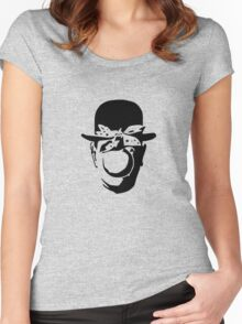 son of man - the head Women's Fitted Scoop T-Shirt