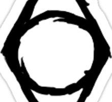 Skyrim Shadowmark - Guild Sticker
