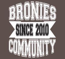 Bronies Community Kids Clothes