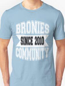 Bronies Community T-Shirt