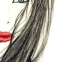 Geisha by drawingdream