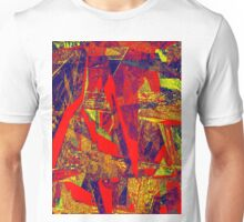 0381 Abstract Thought Unisex T-Shirt