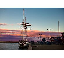 The Flying Dutchman Photographic Print