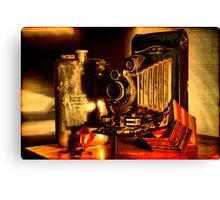 Kodak 1915 Canvas Print