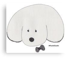 poodledoodle Canvas Print