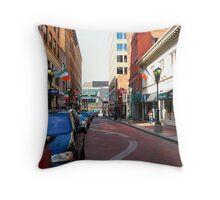 Pratt Street Throw Pillow