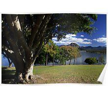 Lake Moogerah Queensland Poster
