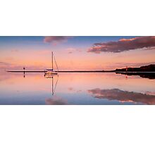 A Piece of Tranquility Shornecliffe Brisbane Photographic Print