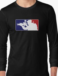 Major League fill in the blank... Long Sleeve T-Shirt