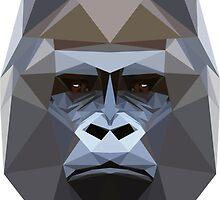 Gorilla by edwardmhz