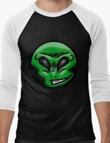 Alien Face (Green) T-Shirt