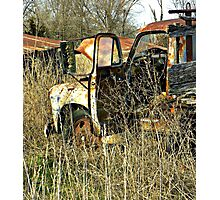 1954 Chevy In Arkansas Photographic Print