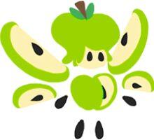 Green Apple Fairy by Bunnyblob