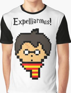 Pixel Potter Graphic T-Shirt
