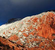 Kolob Canyon Landscape by Bob Christopher