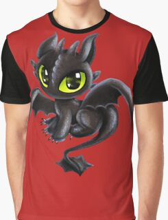 Baby Toothless Graphic T-Shirt