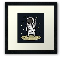 Moon Bear Framed Print