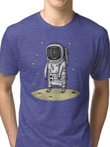 Moon Bear Tri-blend T-Shirt