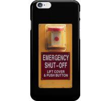 Shiny Candylike Button iPhone Case/Skin