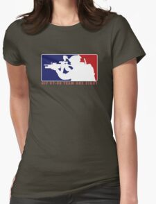 One-Eight Logo circa '07 Womens Fitted T-Shirt