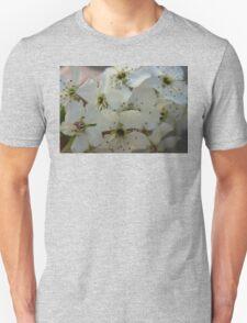 Purpleleaf Sand Cherry Blossoms T-Shirt