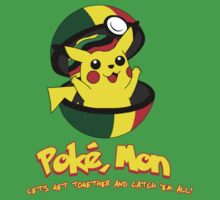 Poke, Mon! by SALSAMAN