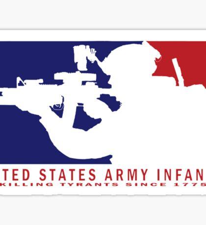 United States Army Infantry Sticker