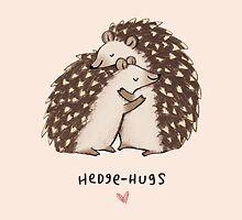 Hedge-hugs by Sophie Corrigan