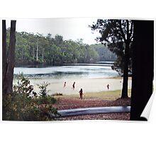 Big Brook Dam, Pemberton Poster