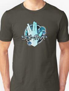 Star Trek Sci-Five T Shirt T-Shirt