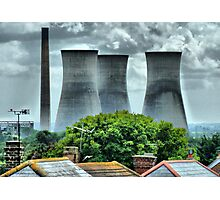 The Power Station Photographic Print