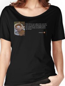 Caffeinated Poetry - Bitter bliss Women's Relaxed Fit T-Shirt