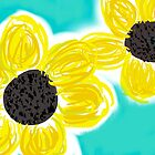 Sunflowers by ashleyschex