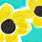 Sunflowers by ashleyschex
