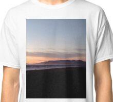Ocean Beach At Sunset Classic T-Shirt