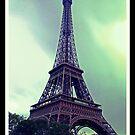 Paris by Natasha M