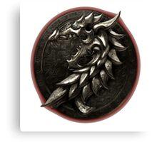 The Elder Scrolls Online-Ebonheart Pact Canvas Print
