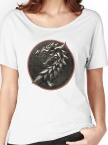 The Elder Scrolls Online-Ebonheart Pact Women's Relaxed Fit T-Shirt