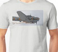 B-17 Flying Fortress Memphis Belle Unisex T-Shirt