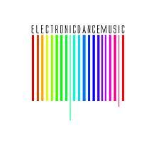 ElectronicDanceMusic Photographic Print